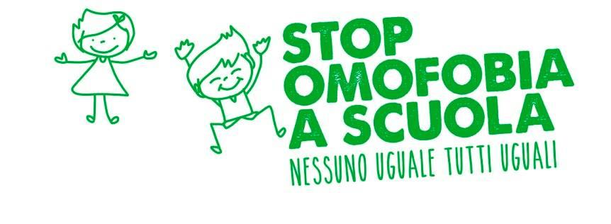 STOP OMOFOBIA A SCUOLA! firma la petizione