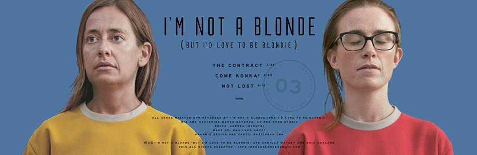 I'm Not a Blonde | live @ LICK MY PLUG