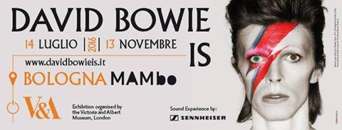 David Bowie is – Sconti per possessori di tessera Arcigay – Arcilesbica e GBCard