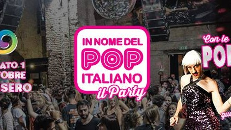 In nome del Pop Italiano: il party con le Poppen Dj!