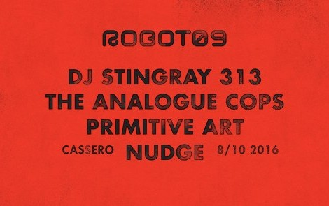 Robot Festival – Closing party feat Uncode