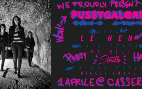 PussyGalore goes Punk