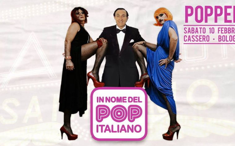 In nome del Pop Italiano – Poppen Party