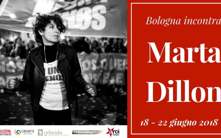"""BOLOGNA, DALL'ARGENTINA ARRIVA MARTA DILLON, COFONDATRICE DEL MOVIMENTO """"NI UNA MENOS"""""""