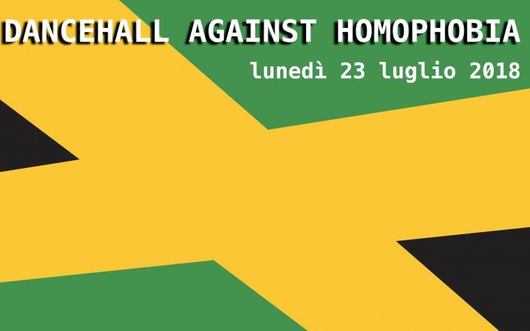 DANCEHALL AGAINST HOMOPHOBIA
