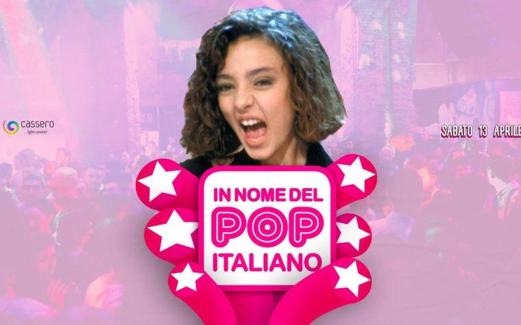 IN NOME DEL POP ITALIANO