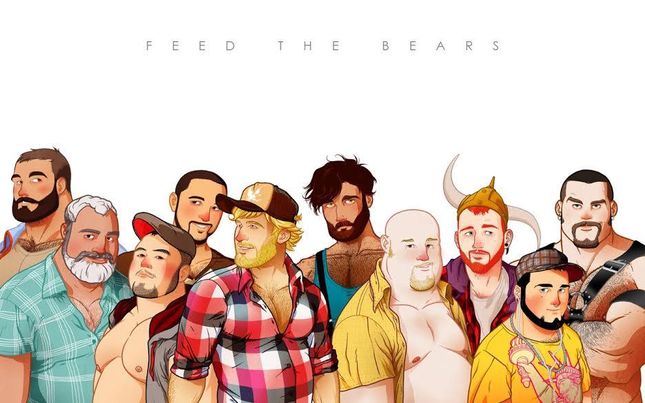 HAPPY BIRTHDAY FEED the BEARS
