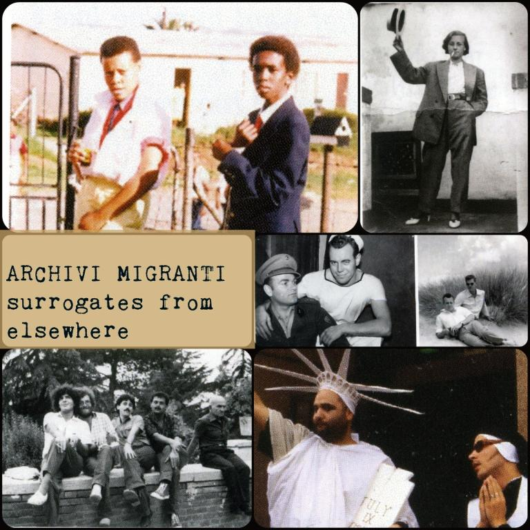 ARCHIVI MIGRANTI: SURROGATES FROM ELSEWHERE