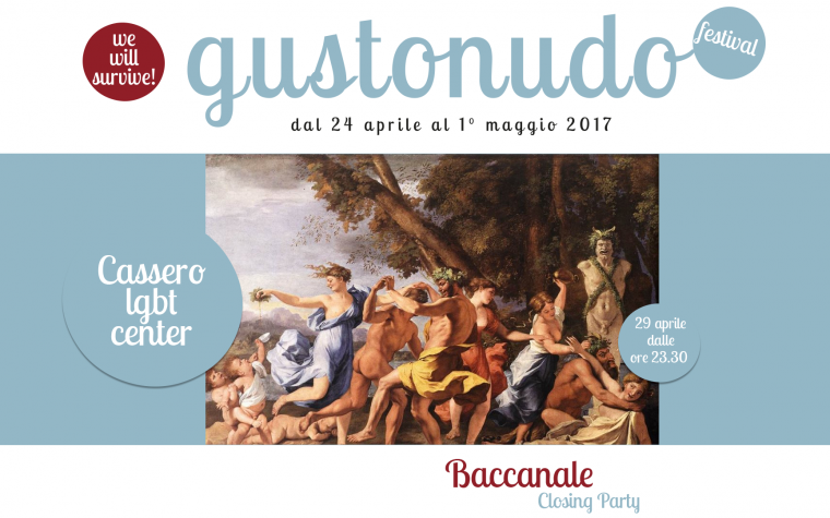 BACCANALE – Gusto Nudo closing Party