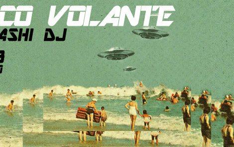 DISCO VOLANTE: WAWASHI DJ