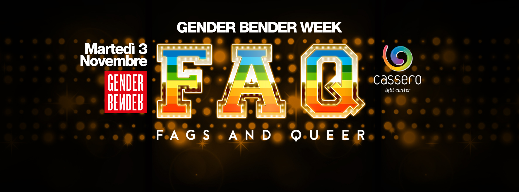 FAQ meets Gender Bender