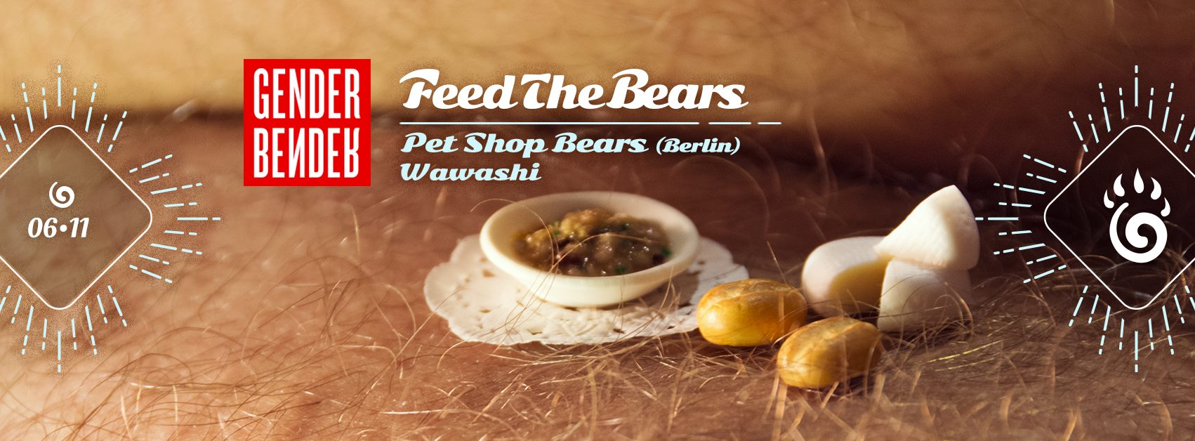 FEEDTHEBEARS – GENDER BENDER