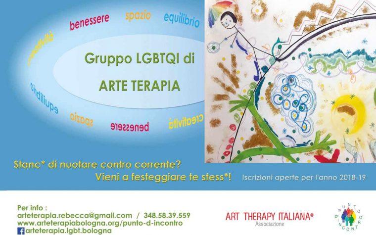 Gruppo LGBTQI di ARTE TERAPIA