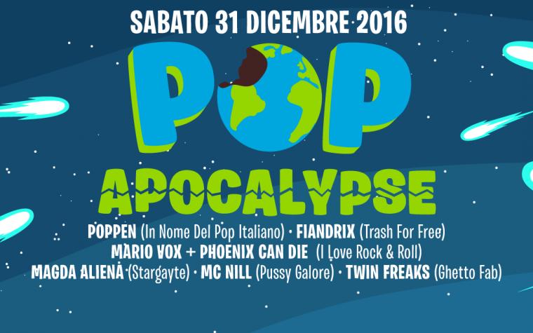 POP APOCALYPSE!