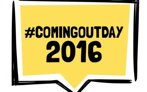 COMING OUT DAY 2016