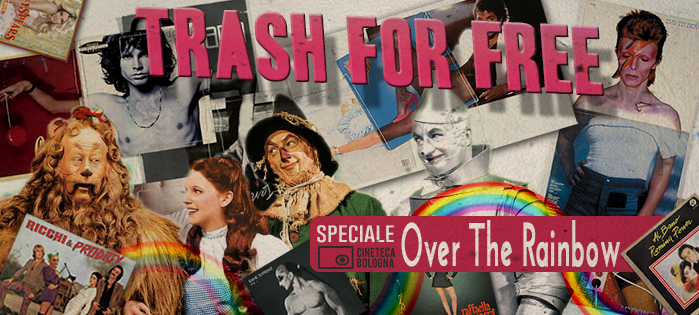 TRASH FOR FREE speciale OVER THE RAINBOW