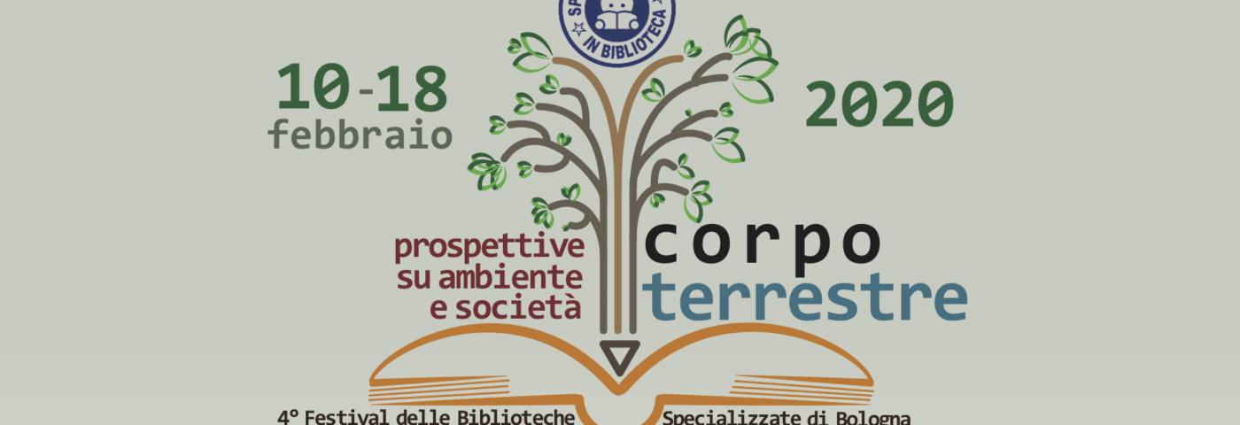 CORPO TERRESTRE – Prospettive su ambiente e società