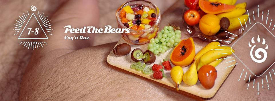 FEEDTHEBEARS  ☆ FRESH SUMMER