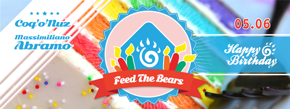 HAPPY BIRTHDAY FEED the BEARS
