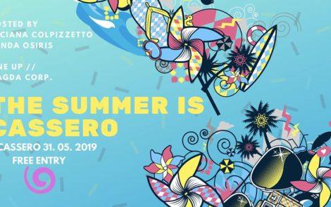 The Summer is Cassero!