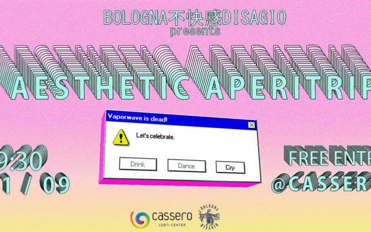 Bologna Disagio: Aesthetic Aperitrip