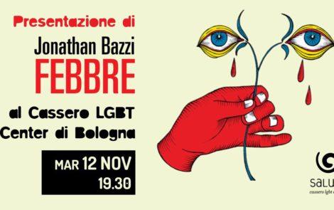 """Presentazione di """"Febbre"""" – Jonathan Bazzi"""