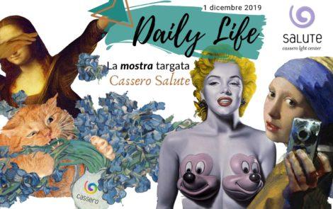 "Cassero Salute presenta ""Daily Life"""