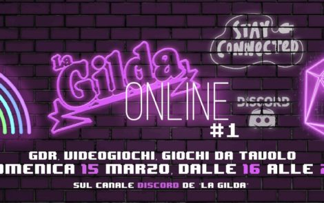 La Gilda Online :::: Stay Connected!