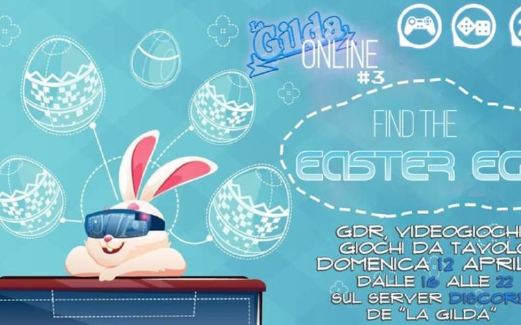 La Gilda Online #3 :::: Find the Easter Egg