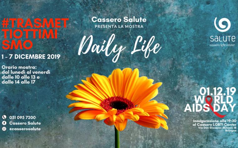 Inaugurazione della mostra Daily Life