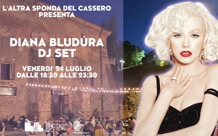 Diana Bludùra Dj Set | 24 7 2020