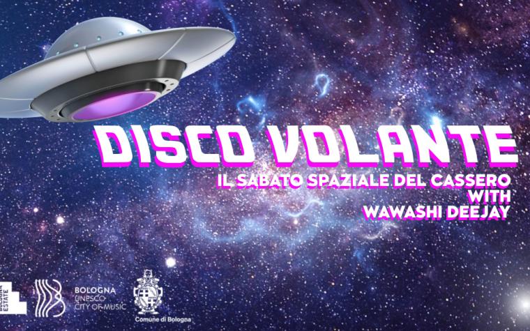 Disco Volante | Wawashi Deejay