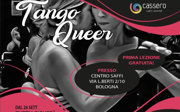 Tango Queer a Bologna!
