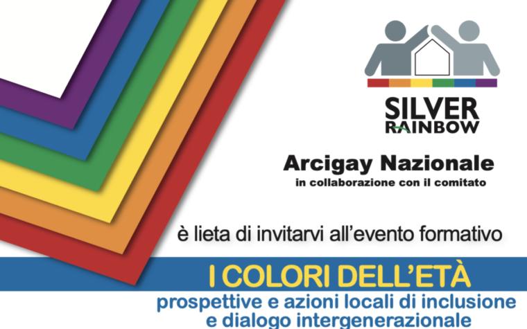 """""""I colori dell'età, prospettive e azioni locali di dialogo intergenerazionale"""""""