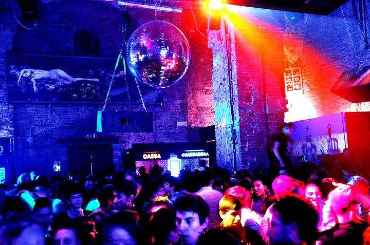 Novembre duemilaquindici [night events]