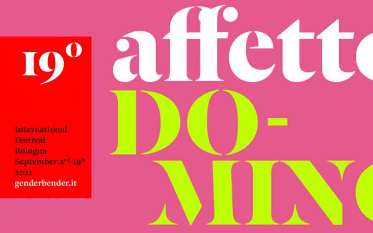 Gender Bender Festival: Affetto Domino!