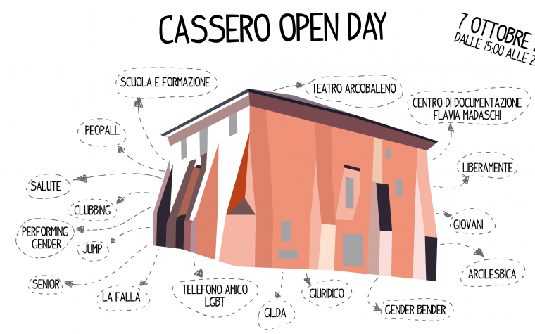 Cassero Open Day
